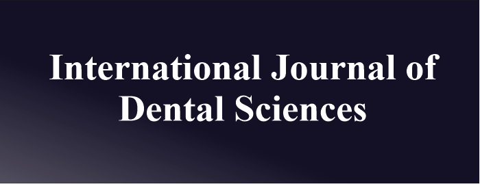 International Journal of Dental Sciences